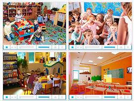 Видеонаблюдение в детском саду