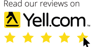 picture link to excellent reviews on Yell.com
