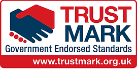 Trust Mark Government Endorsed Standards logo