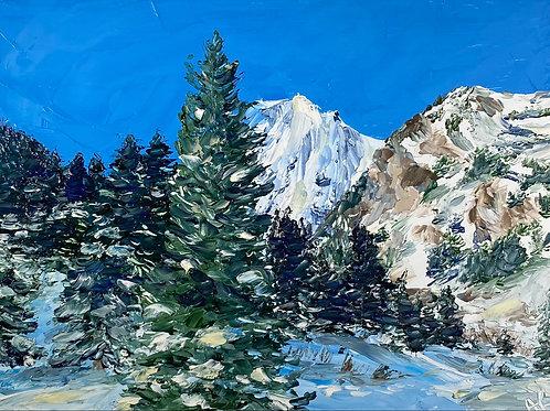 View from Alta Ski Resort