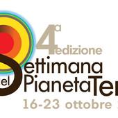 logo Settimana del pianeta Terra