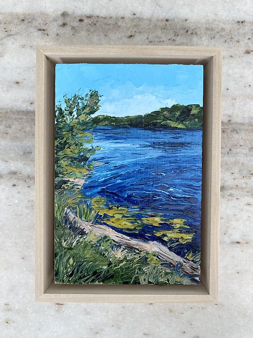The Huron River 2