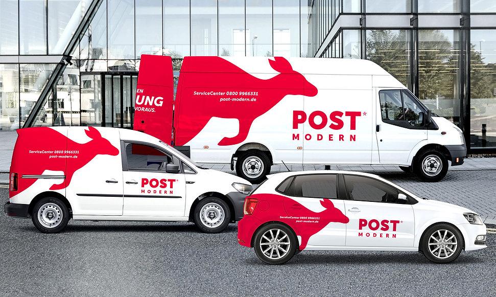 Fahrzeugbranding-Post-Modern-Oberueber-K