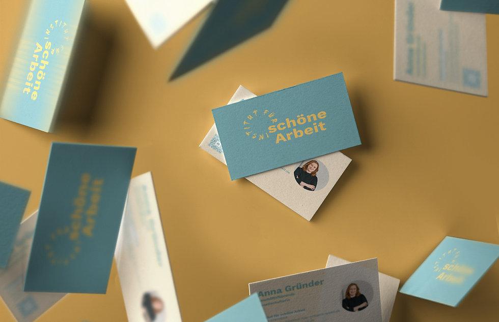 Visitenkarten-Institut-fuer-schoene-Arbe