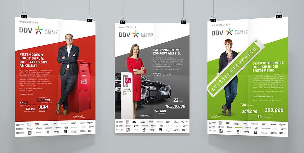 Plakate-DDV-Mediengruppe-Oberueber-Karge