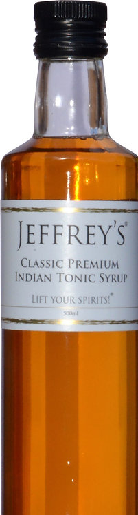 500ml Classic Premium Indian Tonic Syrup