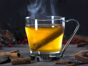 Move over whisky, the gin hot toddy is in town!