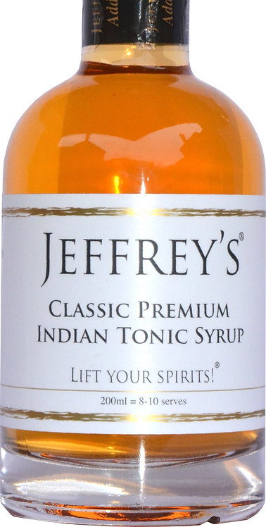 Classic Premium Indian Tonic Syrup