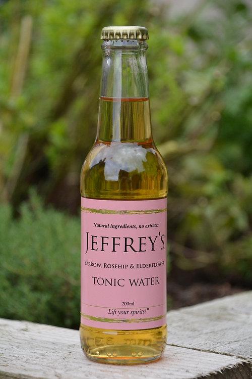 Yarrow, Rosehip & Elderflower 200ml Tonic Water