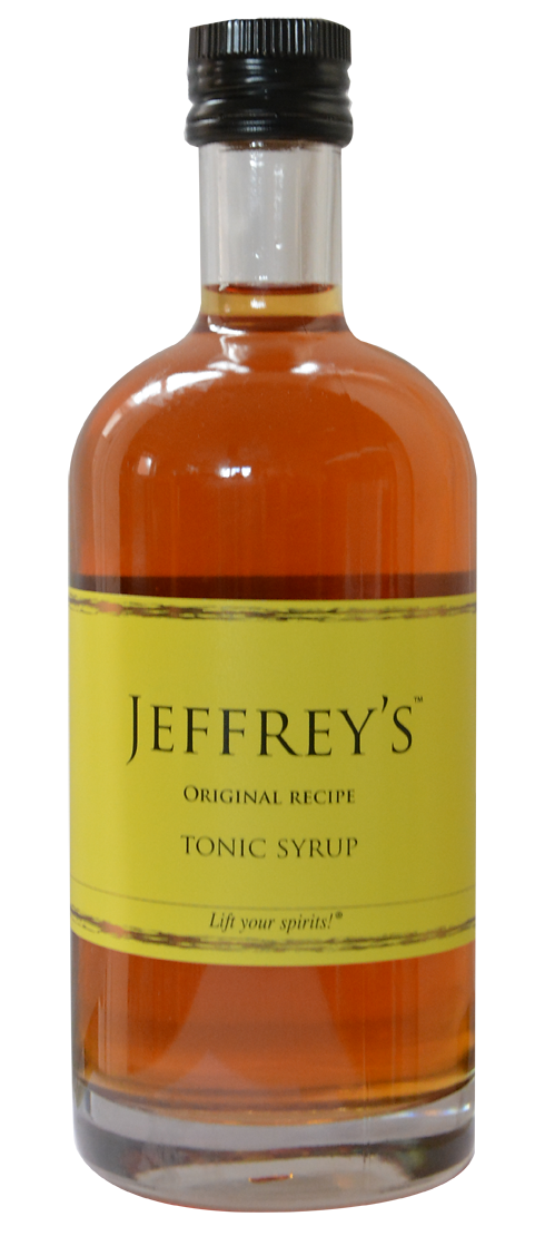 Image result for jeffey's original tonic syrup
