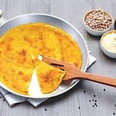 Farinata Gorgonzola e Cipolla