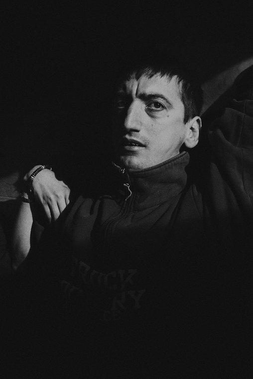 illness, black and white, portrait, man, hand, sophie anne herin