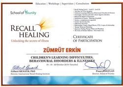 Çocukların Öğrenme Zorlukları ve davr