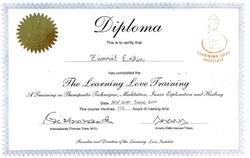 112 Saat The Learning Love Training