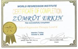Klinik Regresyon Terapisi Eğitimi