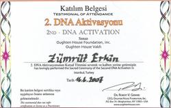 DNA 1 Aktivasyon Eğitimi