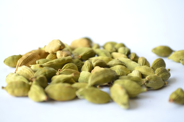 Cardamom, Spice, Aromatic, Aroma, condiments, green cardamom, natural, Indian, organic, herbal, Ayurvedic, cuisine
