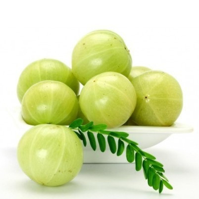 Indian Gooseberry, fresh, green, gooseberry, Indian, fruit,