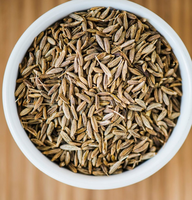 Cumin, Cumin Seeds, Spices, aromatic, kitchen spice, condiments, cuisine, healthy, organic, herbal, natural, ayurvedic, ingredient, seeds, Indian,