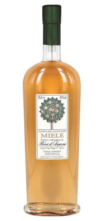 Rossi d'Angera, Liquore al Miele aged Grappa 40.0% 70cl