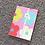 Thumbnail: U-Hefthülle - Blume pink
