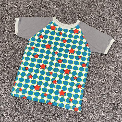 110 | T-Shirt - Sternenquadrat