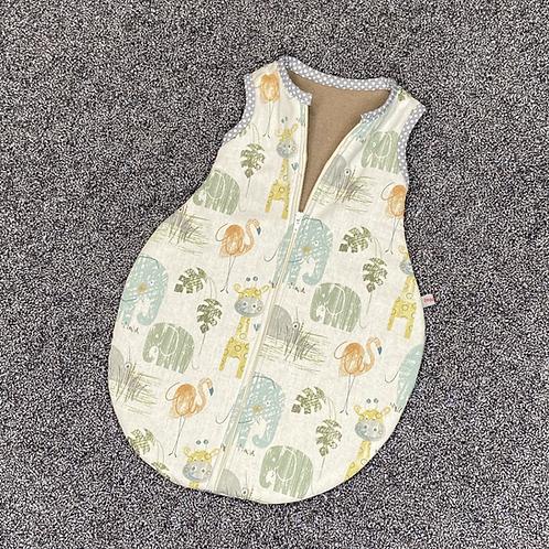 40cm | Schlafsack - In der Savanne
