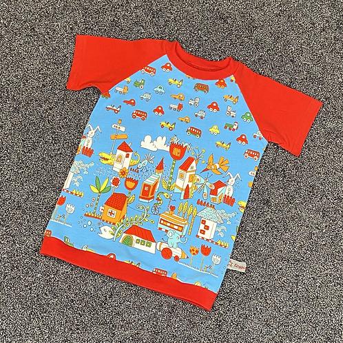 80 | T-Shirt - Bio Töff Töff