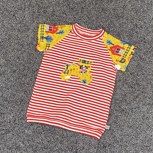 74 | T-Shirt - Treckerkuh