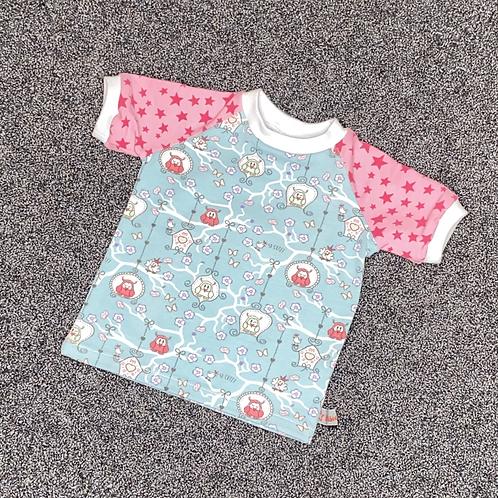 74 | T-Shirt - Kleine Eule