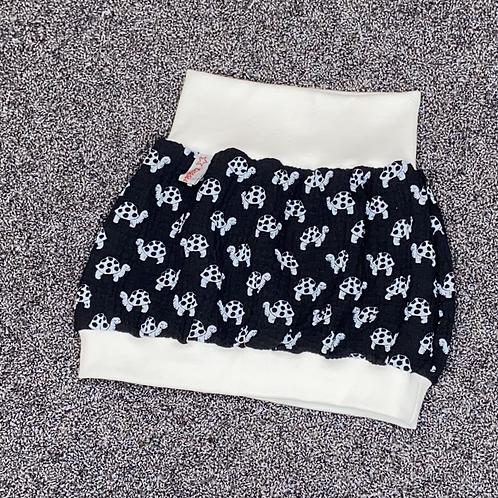 86 | Ballonrock - Schildkröte schwarz