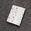 Thumbnail: Mutterpasshülle - Blümchen blau
