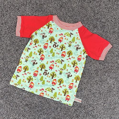 92 | T-Shirt - Rotkäppchen