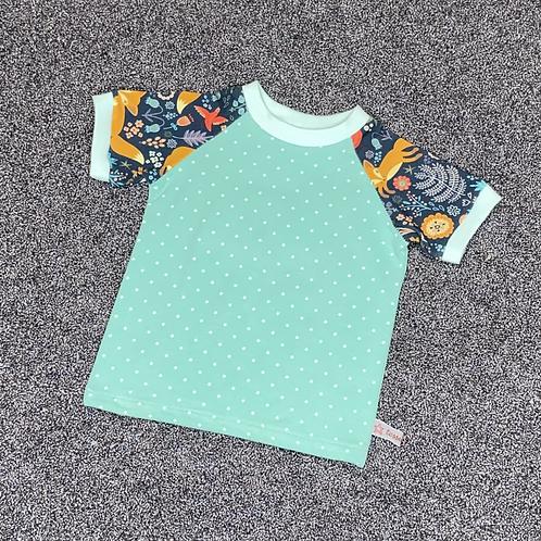 86 | T-Shirt - Schlauer Fuchs