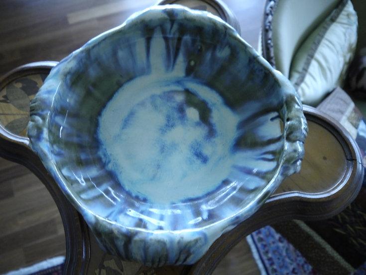 Art Nouveau Bowl by Ernest Carriere