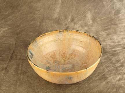 Auguste Delaherche Bowl