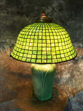 Tiffany Lamp-SOLD