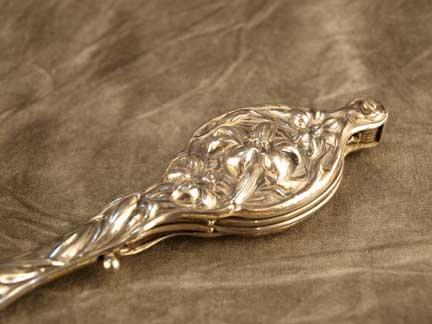 Silver Longette