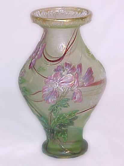 Burgen Schverer Vase-SOLD