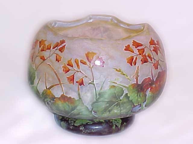 Daum Nancy Bowl-SOLD