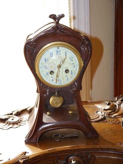 Art Nouveau French Clock