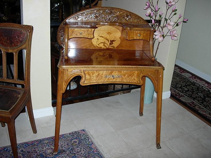 Art Nouveau Desk-Sold