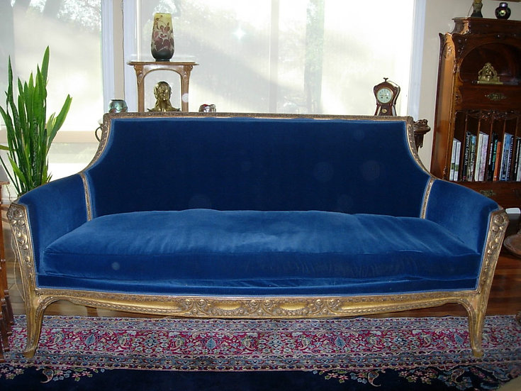 Louis Majorelle Saloon Set