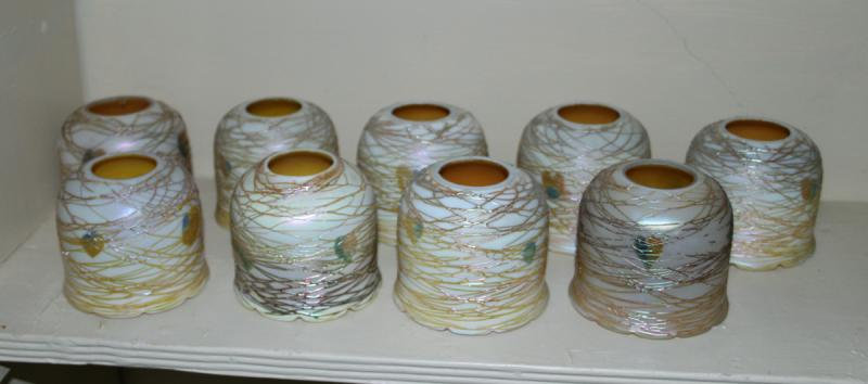Sconce Shades-SOLD