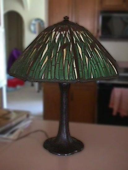 Handel Overlay Lamp-SOLD