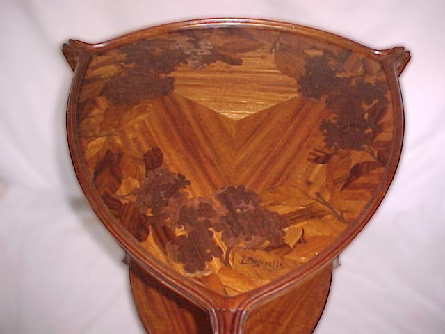 Louis Majorelle Art Nouveau Table