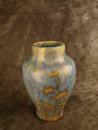 Pierrefonds Crystalline Vase