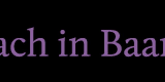 J.S. Bach BWV 97  Cantate dienst Bach Cantorij Baarn RK Nicolaaskerk Baarn