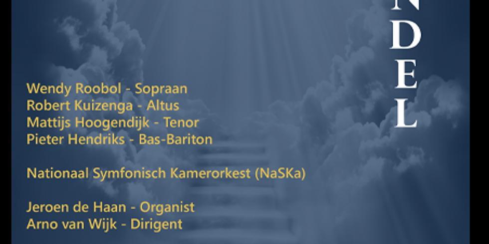 Messiah - G.F. Handel - Oratorium Middelburg o.l.v Arno van Wijk