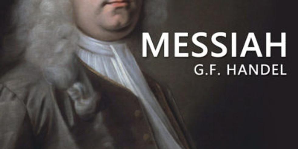 Messiah - G.F. Handel - Lutherse Bach Academie o.l.v. Tymen Jan Bronda (1)
